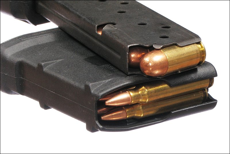 Image result for stack rifle bullets